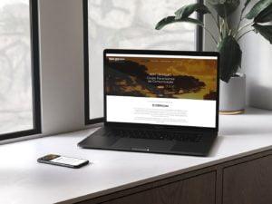 Novo website para o GRPCOM