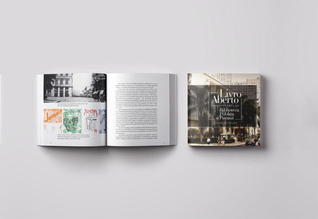 Livro Aberto - Uma história a BPP