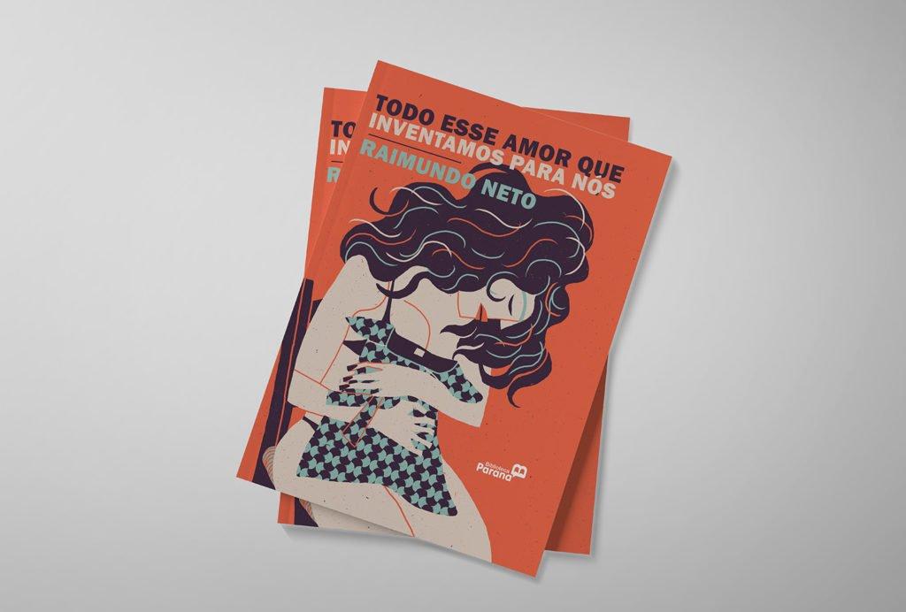 Livro Todo Esse Amor Que Nós Inventamos Para Nós