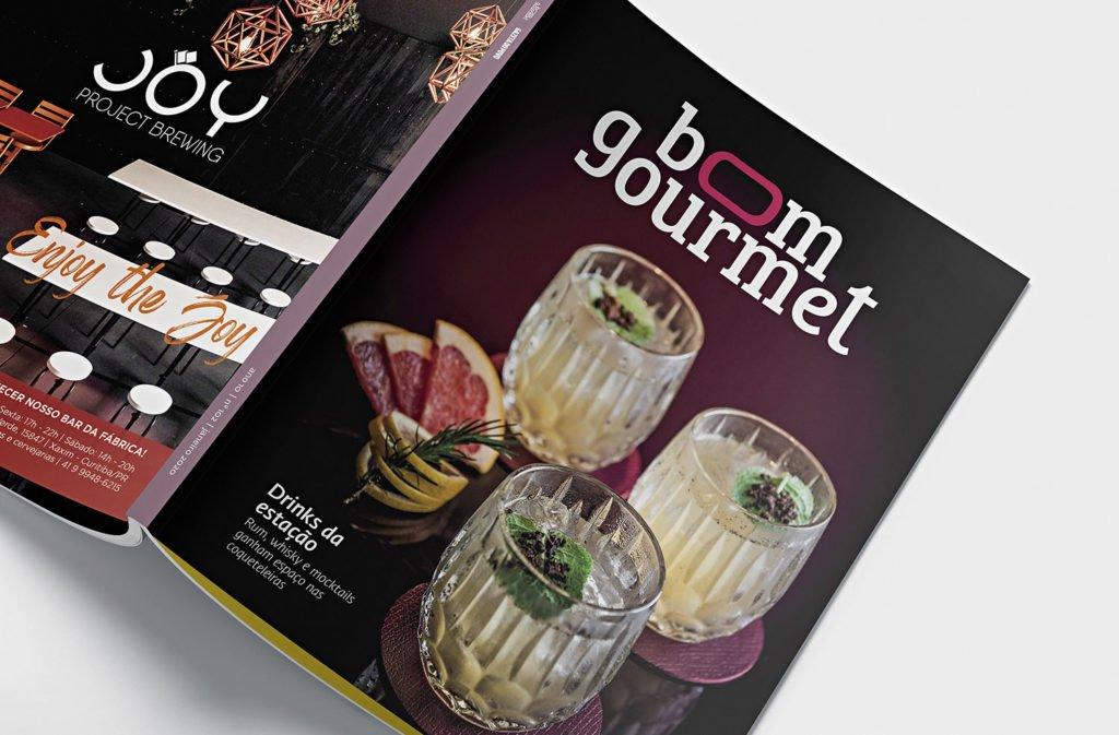Revista Bom Gourmet
